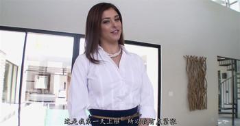 欧美中文字幕51-第一天上班的美女白领就被操了,妹子颜值身材很