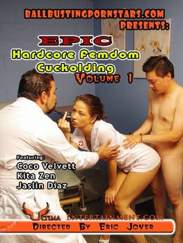 bpp75smavnng - Epic Hardcore Femdom Cuckolding Volume 1