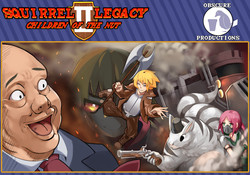 Obscure Productions - Squirrel Legacy II: Children of the Nut v0.22