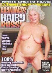 eyx7fc93fyhv - Grandmas Hairy Pussy
