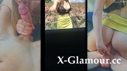 "LucaXMia in ""Jeune Autostoppeuse Sexy Prend Un Creampie Sur Snapchat"" [FullHD]"