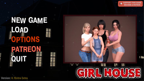 Girl House - Version 1.1.0.1 Extra + Compressed Version by Astaros3D Win/Mac/Linux/Android