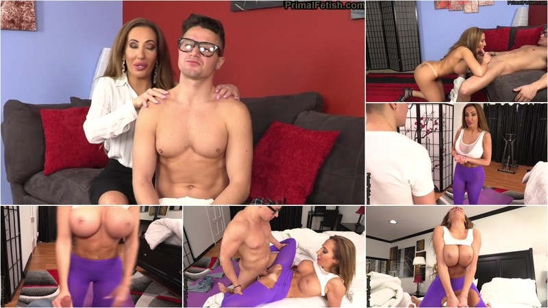 Richelle Ryan - Gold Digging Step - Mom Uses Sex to Persuade Her Son - Watch XXX Online [FullHD 1080P]