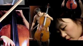 Naked Asian Exotic Art Performance - Nude Asian Public Theatre Ojb2ygw518x7
