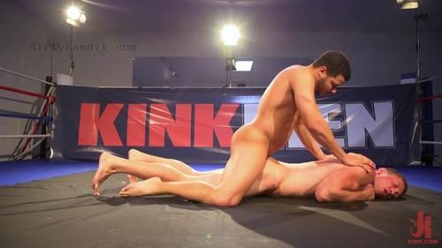KinkMen - Pierce Paris Challenges Kaden Alexander (Sep 25)