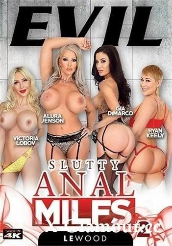 Slutty Anal Milfs 2 [SD]