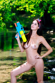 Martina Mink - Water Fight