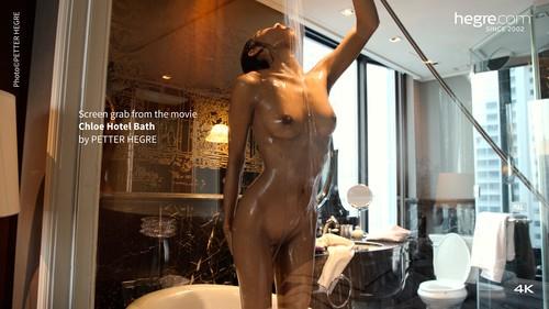 [Hegre-Art] Chloe - Hotel Bath - idols