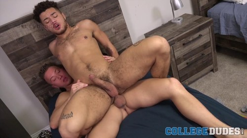 CollegeDudes - Working Malakai's Muscle (Sep 29)