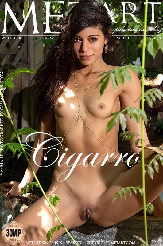 Hanna Le - Cigarro (2020-10-01)