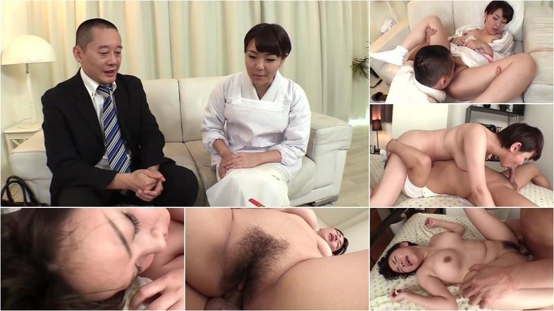 Nishizono Sakuya - Hostess Bar's Manager In Kimono Gets Creampie [FullHD 1080p]