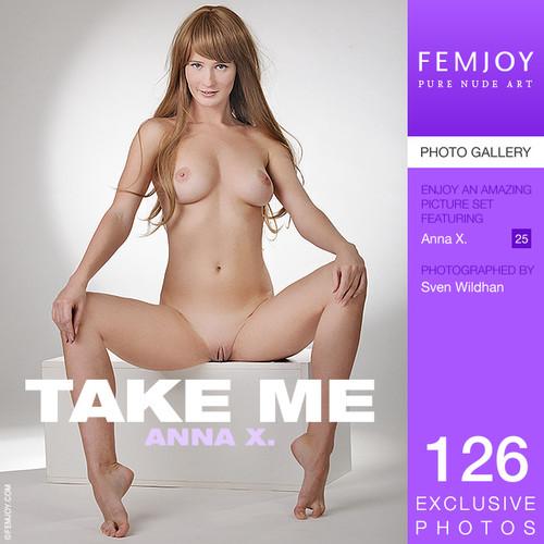 Anna X - Take me (x126)