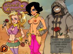 Best Mult Club - Jinni's Adventure Version 0.2 Eng/Rus