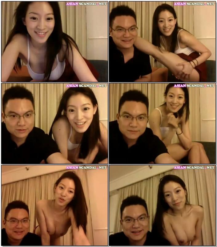 X61+SC華裔眼鏡哥極品夫妻041-101