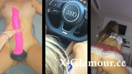 Crazy Student Teen Snapchat Compilation [FullHD]