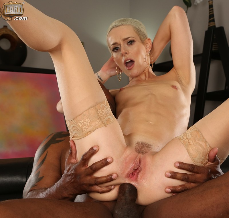 BlacksOnBlondes - Sidra Sage - And Big Black Cock [HD 720p]