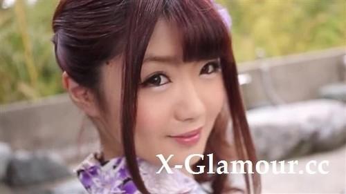Maya Kawamura - Kimono-Clad Japanese Cutie Gets Seduced (SD)