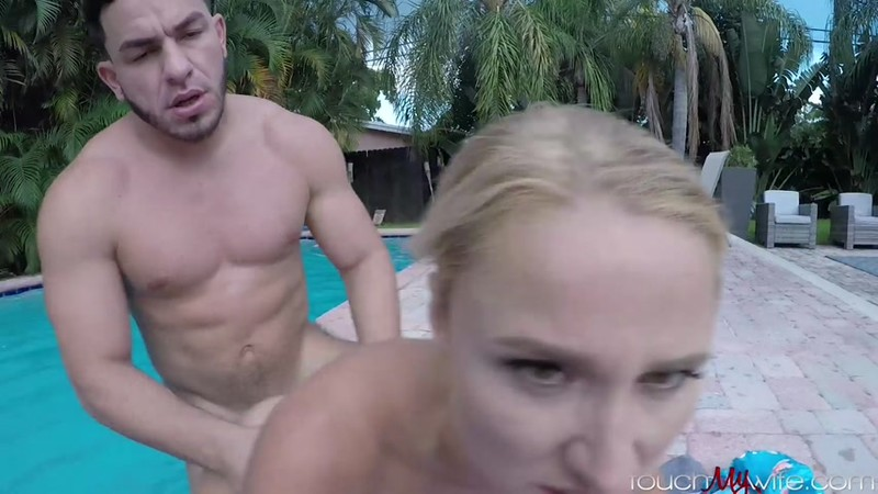 TouchMyWife - Misha Mynx - Playful Couple Lets Friend Join In! [FullHD 1080p]