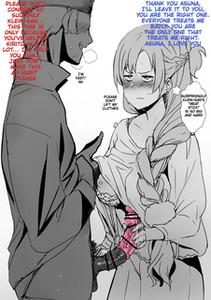 Asuna Sword Art Online Diapered