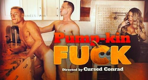 NextDoorTaboo - Pump-Kin Fuck: Justin Matthews, Trevor Ridge Bareback (Oct 26)