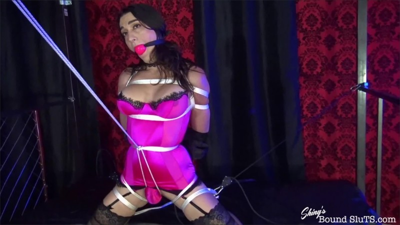 [ShinysBoundSluTS] Bambi Bliss - Pink Submission Part 1