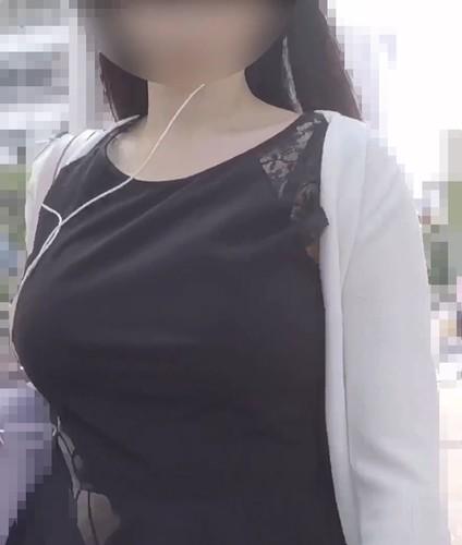 Jカップ タンクボイン鬼美人スタイルの乳揺れ2 vol.51