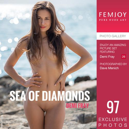 Demi Fray in Sea Of Diamonds (2020-10-31)