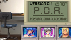 Personal Data Altercator by Milly