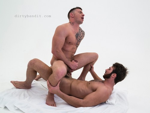 RandyBlue - Manly Muscles: Jarec Wentworth, Richard Pierce (Nov 5)