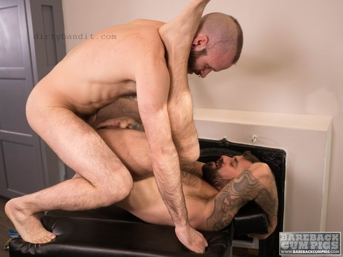 BarebackThatHole - Jon Shield, Reid Thrasher Bareback (Nov 11)