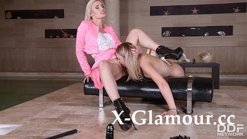 Unchained For Strap-On Action [FullHD]