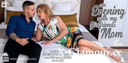 Viana - She Is Alone With Her Son In Law And Is Having The Time Of Her Naughty Life [FullHD/1080p]