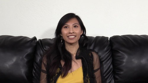 BackRoomCastingCouch - Yumi - 25 Years Old