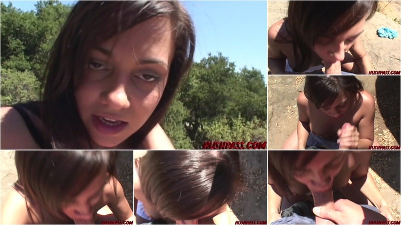 Marynetta Horny For Cock Gives Her All Outdoors [FullHD 1080P]