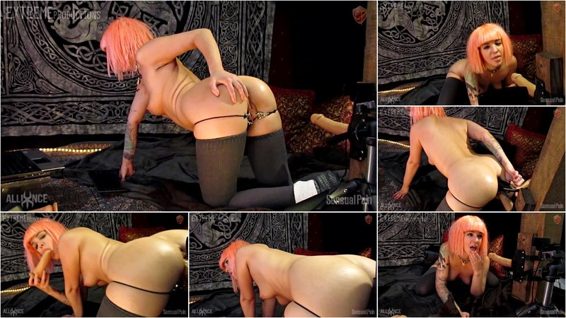 Abigail Dupree - A Fast Anal Fist and vibe [HD 720P]