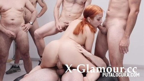"Maria Teen in ""Creampie Gangbang Brutal"" [HD]"
