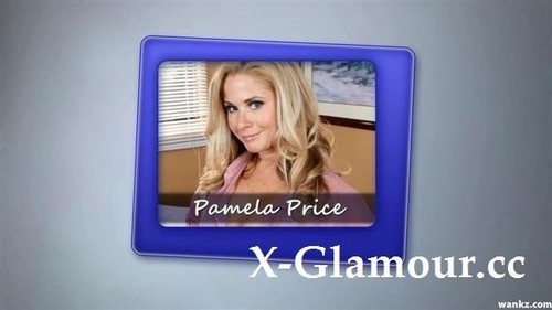Pamela Price - Guy Gets Caught In The Act And Turns Female On (FullHD)