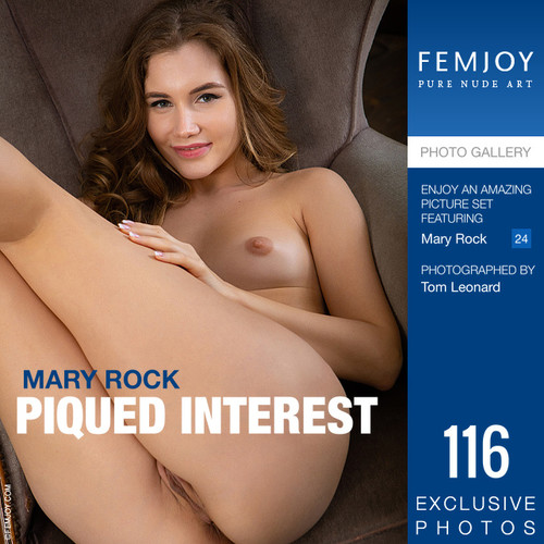 Mary Rock in Piqued Interest (25-11-2020)