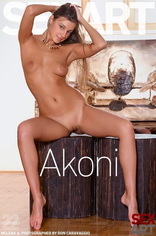 Melena A - Akoni (x123)