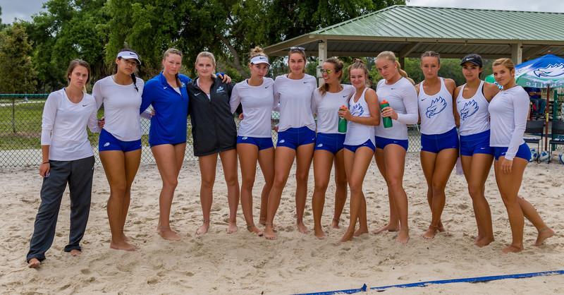 beach volleyball girls in candid lycra shorts