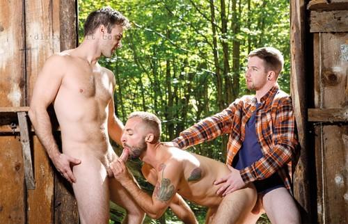 Falcon - Into The Woods: Gabriel Clark, Jeremy London, Thyle Knoxx Bareback (Dec 4)