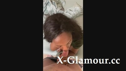 Amateurs - Sexy Ebony Gets Her Pussy Pounded After A Blowjob By A Dude
