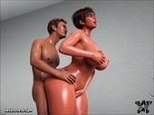 Crazydad3d - Doctor Brandie 6 - Full comic