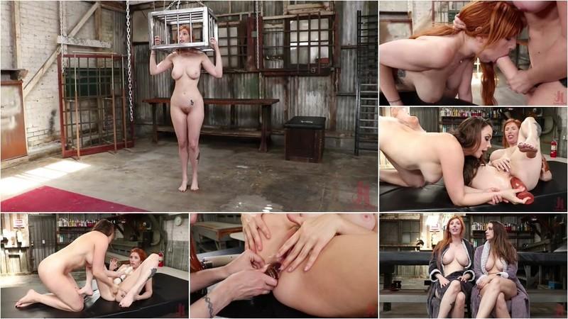 Lauren Phillips, Chanel Preston - Lauren Phillips is Chanel Preston's Little Anal Whore [SD 540p]