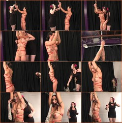 9zpwlkqcg0lt - BondageAuditions.com - Full SiteRip! Painfull Models Testing