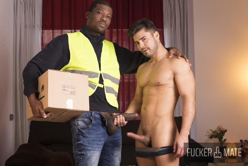 FuckerMate - Special Delivery: Jay Carter, Dann Grey Bareback (Dec 19)