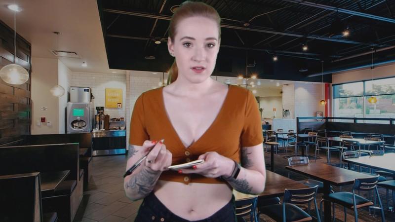 Fiona Dagger - Ass Fucking Your Waitress [FullHD 1080P]